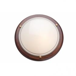 Plafoniera nuc, 1x60W E27, sticla - Iluminat corpuri de iluminat