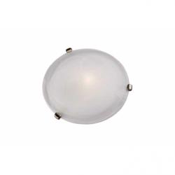 Plafoniera 1x60W E27, sticla - Iluminat corpuri de iluminat