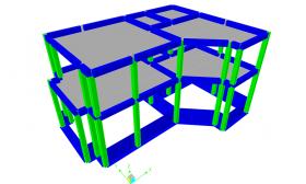Proiect Structura de Rezistenta - Casa 200 mp - Giulesti Sarbi - Proiectare structuri beton - ArhiProPub