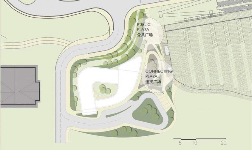 Four Seasons Town Reception Center - planuri - Jocurile Olimpice de Iarnă din 2022 vor avea