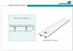 Elemente de planseu tip TT - Elemente de planseu tip TT