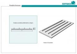 Predale prefabricate - Elemente de planseu tip TT