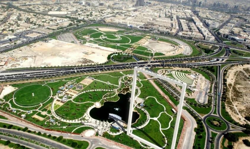 """Dubai Frame - Cea mai mare """"ramă foto"""" din lume este, de fapt, o clădire!"""