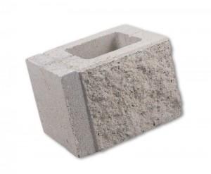 Element gard de jumatate Premim - Gard din beton Premium