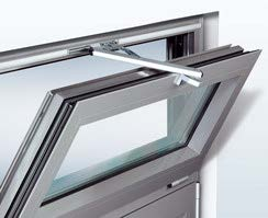 Noul concept pentru ușile rezidențiale GU-SECURY AUTOMATIC ȘI CONTROLUL ACCESULUI CU AMPRENTĂ - Noul concept pentru
