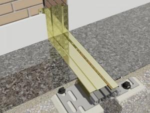 Profil de dilatatie design - Hidroplasto 445/L - Profile dilatatie design