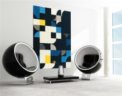 Covor Modern Acril/Metalic Arte Espina Colectia Spirit 3105-53 - Covoare