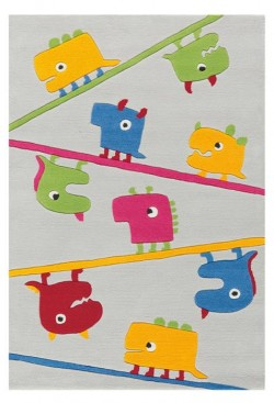 Covor Copii Acril/Poliamida Arte Espina Colectia Joy 4122-65 - Covoare