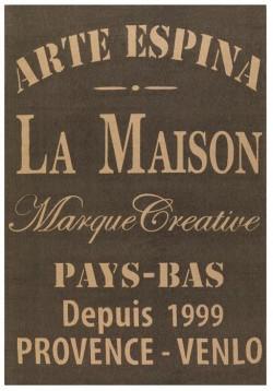 Covor Modern Iuta Arte Espina Colectia Stamp 8002-65 - Covoare