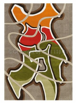 Covor Modern Acril Arte Espina Colectia Spirit 3118-38 - Covoare
