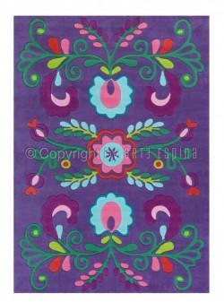 Covor Modern Acril Arte Espina Colectia Sam 4145-50 - Covoare