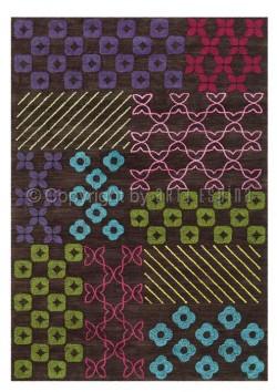 Covor Modern Poliester/Acril/Bambus Arte Espina Colectia Mood 4310-37 - Covoare