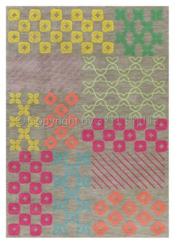Covor Modern Poliester/Acril/Bambus Arte Espina Colectia Mood 4310-65 - Covoare