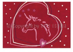 Covor Copii Acril/Fibra Fosforescenta Arte Espina Colectia Spirit 3129-41 - Covoare