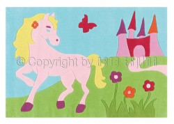 Covor Copii Acril Arte Espina Colectia Joy 4142-53 - Covoare