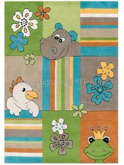 Covor Copii Acril Arte Espina Colectia Sam 4154-58 - Covoare