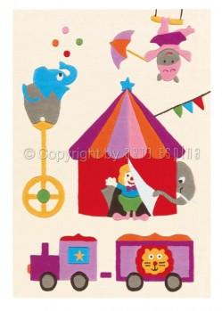 Covor Copii Acril Arte Espina Colectia Sam 4158-15 - Covoare