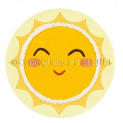 Covor Copii Acril/Vascoza/Poliamida/Poliester Arte Espina Colectia Joy 4206-23-R - Covoare