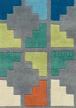 Covor Modern Lana Arte Espina Colectia Crystal 8019-66 - Covoare