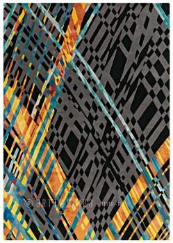 Covor Modern 65% Lana/35% Viscoza Arte Espina Colectia Diamond C-070512 - Covoare