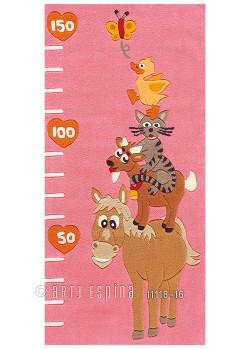 Covor Copii 100% Acril Arte Espina Colectia Joy C-071020 - Covoare