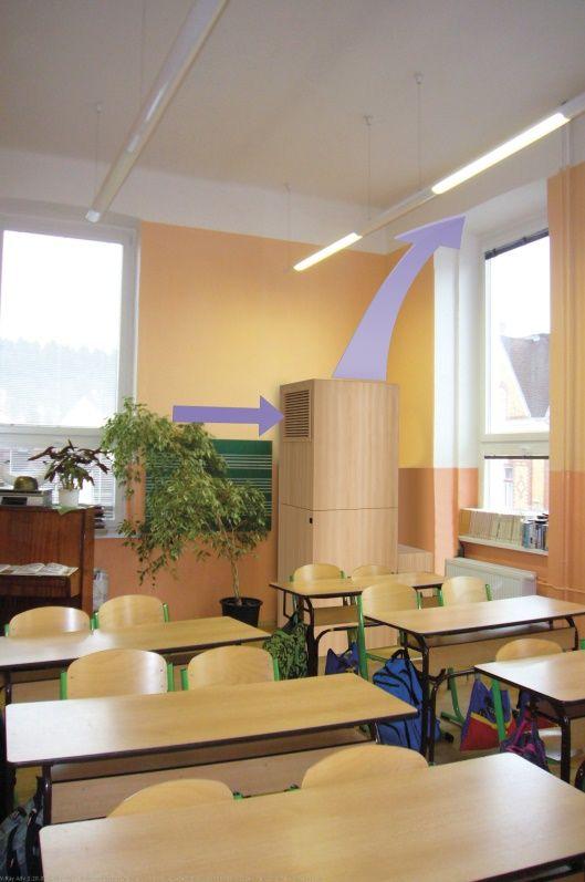 Ce calitate are aerul pe care il respira copiii nostri in clase si cati bani arunca