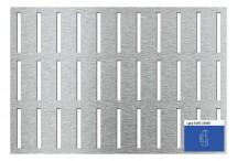 Tabla perforata - Perforatii alungite Lgeq 5x50 - 25x60 - Tabla perforata