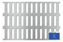 Tabla perforata - Perforatii alungite Lgq 10x50 - 22x62 - Tabla perforata
