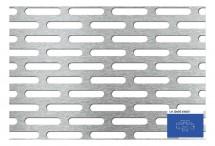 Tabla perforata - Perforatii alungite Lvl 10x50 - 19x60 - Tabla perforata