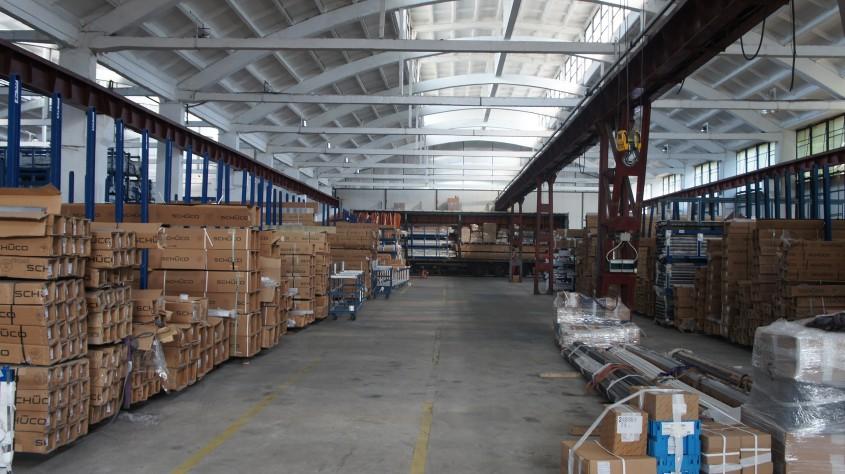 Depozit AKS interior - Alukönigstahl introduce pe piața din România noi sisteme Schüco cu randament și