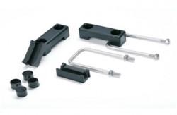 Accesorii de instalare pentru stalpi - Stalpi metalici pentru gard