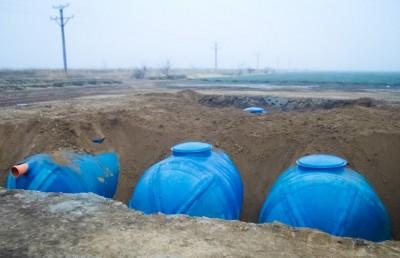 Rezervoare subterane - Rezervoare subterane