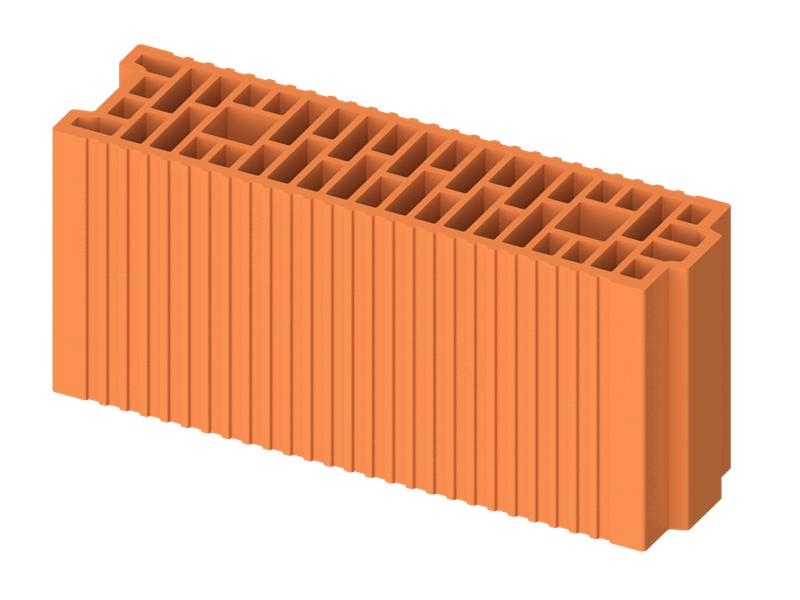 BKS-14 - Tipuri de pereti si grosimea acestora