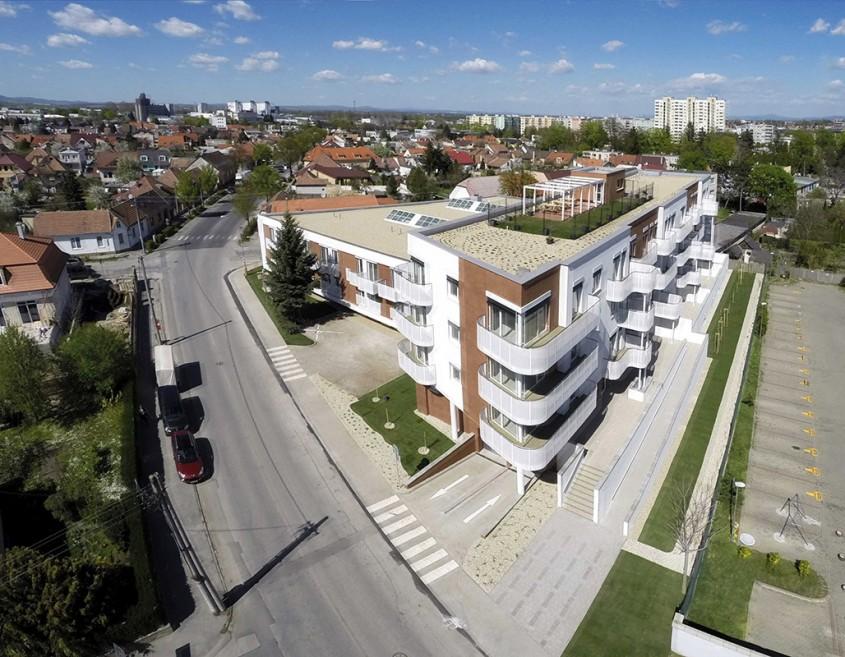 Primele cladiri pasive multifamiliale in Europa Centrala si de Est Si Romania face pasi importanti in