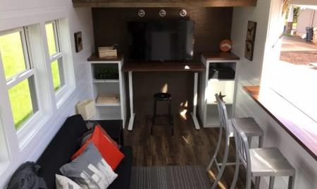 Casa Covo Mio - O posibila casa a viitorului: mica, dar controlabila de pe smartphone