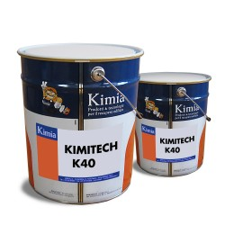 Rasina epoxidica bicomponenta colorata - Kimitech K40 NF - Rasini epoxidice