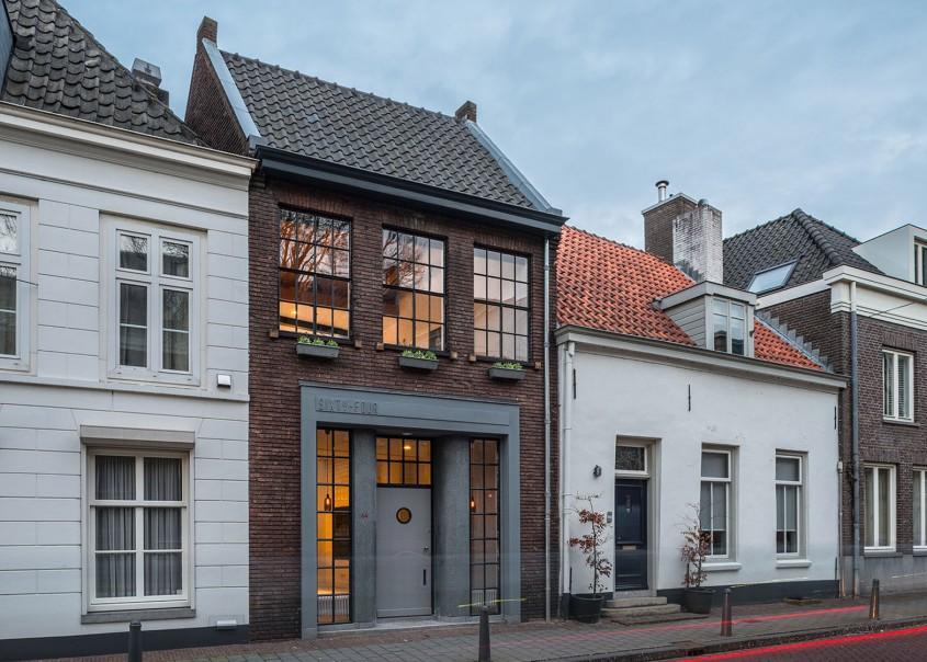 Un atelier din sec al XIX-lea devine o casa luminoasa si confortabila - Un atelier din
