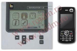 Programul Navigator®1.0 pentru smartphone - Pompa de caldura sol - apa TERRA MAX