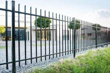 Athos - panou cu bare - Panouri pentru garduri metalice