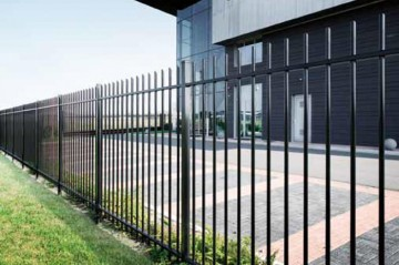 Atlas - panou cu bare - Panouri pentru garduri metalice