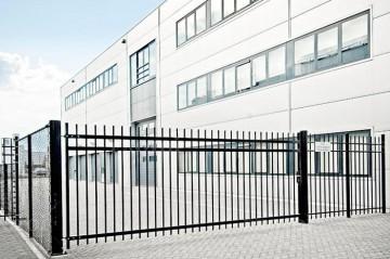Olympus - panou cu bare - Panouri pentru garduri metalice