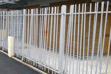 Orpheus - panou cu bare - Panouri pentru garduri metalice