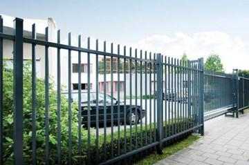 Pegasus - panou cu bare - Panouri pentru garduri metalice