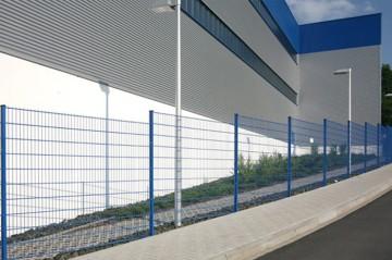 Uni - panou de gard - Panouri pentru garduri metalice