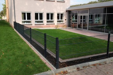 Uni Midi - panou de gard - Panouri pentru garduri metalice