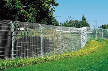 Uni Top - panou de gard - Panouri pentru garduri metalice