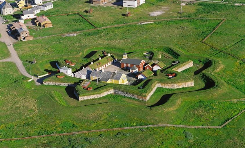 Cetatea Vardøhus - Cetatea Vardøhus - cea mai nordica cetate din lume