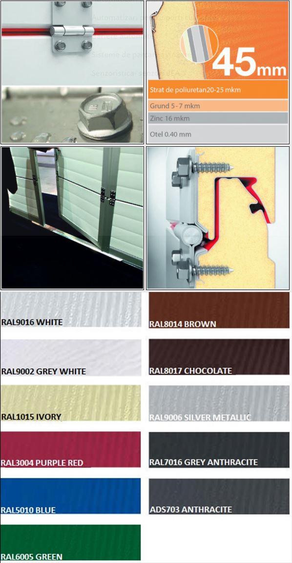Usile sectionale GUNTHER TORE calitatea la cel mai inalt nivel gama variata de produse preturi atractive!