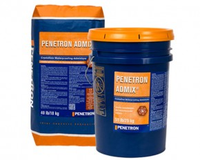 Penetron Admix - Penetron - hidroizolatii pentru subsoluri