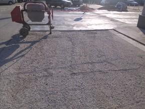Poze RBT 8 - Reconditionari suprafete din beton degradat